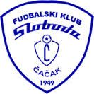 FK  SLOBODA  CACAK     . CACAK  serbia