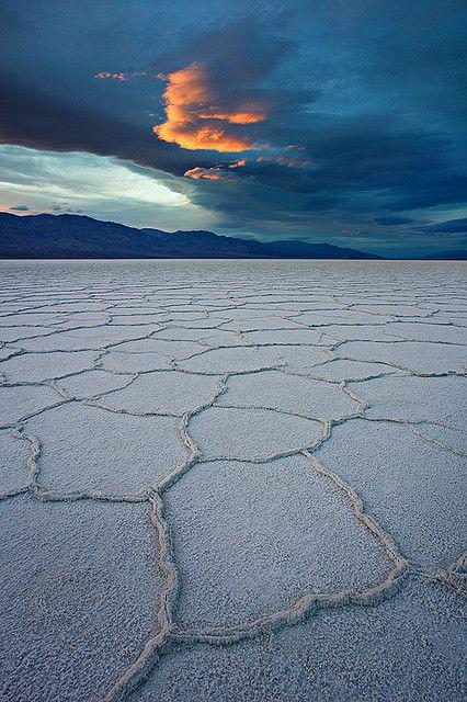 Devil's Golf Course -- Death Valley NP