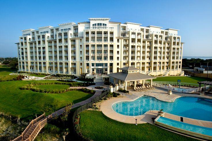 Luxury Condo Rentals in the Southern Outer Banks - Grande Villas