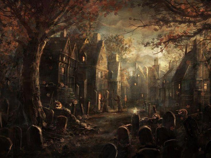 Spooky Halloween   Wallpapers High Definition Wallpapers Desktop Background Wallpapers ...