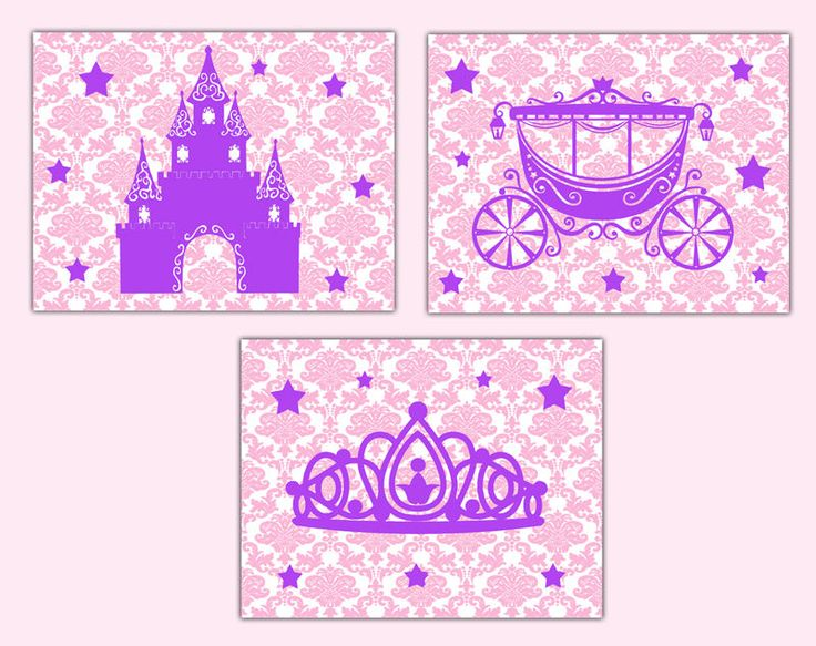 Pink Wall Art best 20+ princess wall art ideas on pinterest | princess room