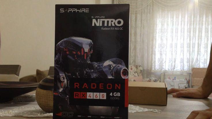 Sapphire Nitro RX 460 4G İncelemesi