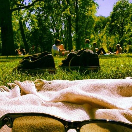 Zomers! (Taken with Instagram at Vondelpark)