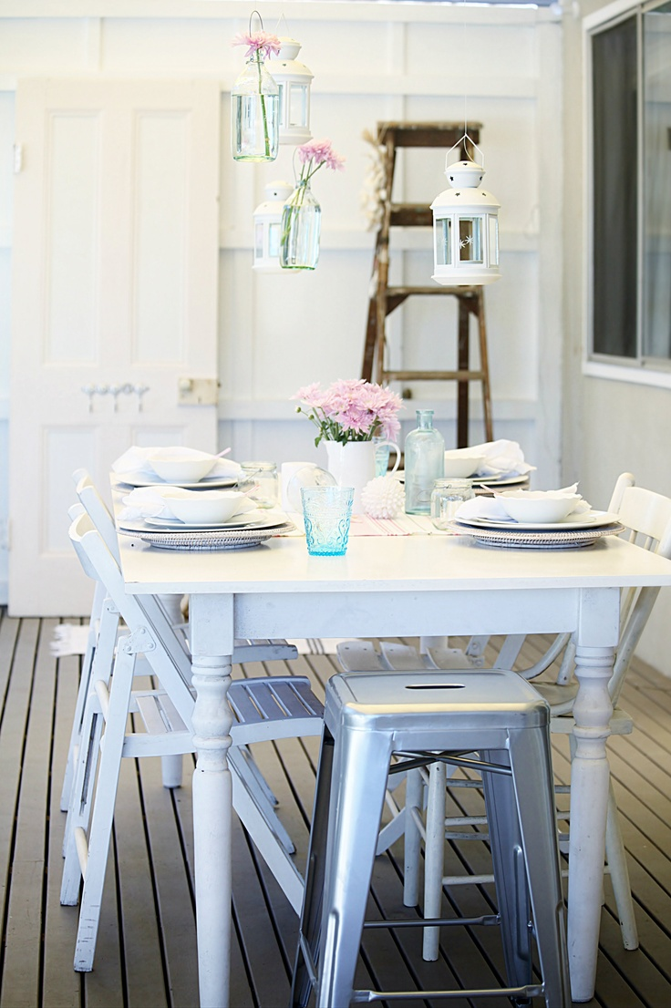 130 best images about beach kitchen ideas on pinterest for Nautical kitchen table