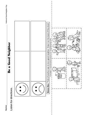 28 best images about social studies citizenship on pinterest kindergarten character education. Black Bedroom Furniture Sets. Home Design Ideas