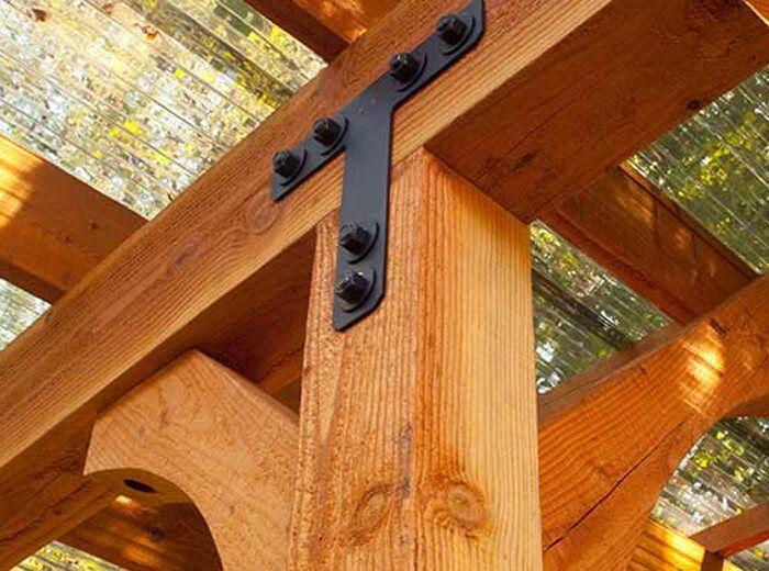 Pergola;  Douglas Fir Lumber | Specialized In Rough Douglas Fir