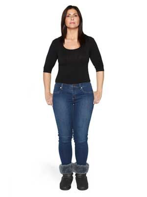 Best Jeans for Body Type - Best Fitting Jeans for Women - Good Housekeeping