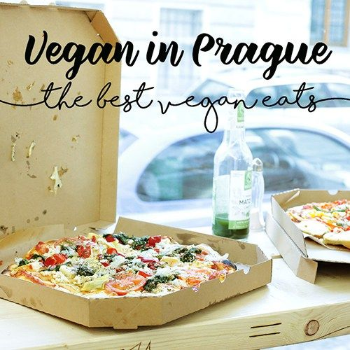 Vegan in Prague