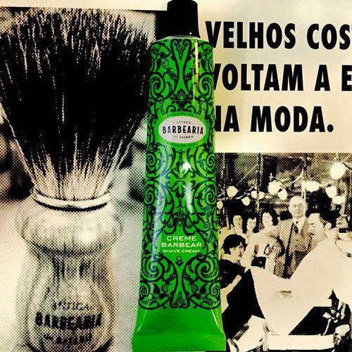 #Rasierseife aus der #Tube aus #Portugal - Just Bottle #körperpflege #style #trendy #bart #hipster #hippiechic