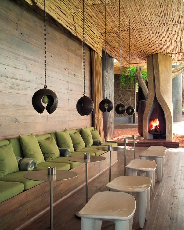 Singita Lebombo | Kruger National Park, South Africa. Interiors by Cécile and Boyd's