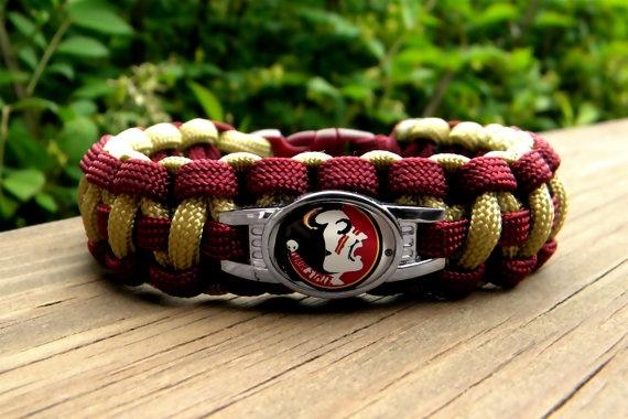 Custom Handmade Florida State Seminoles Team by knotcreations, $17.00: Handmade Florida, Football, Custom Handmade, States Fab, Day Fsu, Florida States Seminoles, Fsu Pur Awesome, Florida State Seminoles, U.S. States
