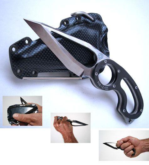 MA-2/III 3.5 Neck Knife