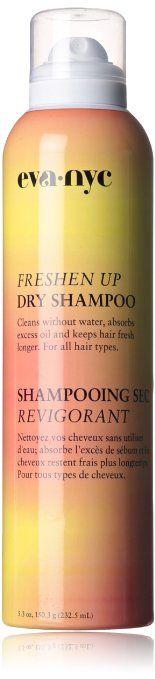 Eva NYC Freshen Up Dry Shampoo, 5.3 Ounce