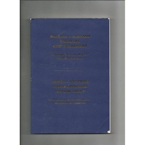 English-Russian Parallel New Testament