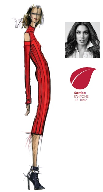 #FCRF13 Designer Inspiration: @Rachel Roy http://pantone.com/Fall2013