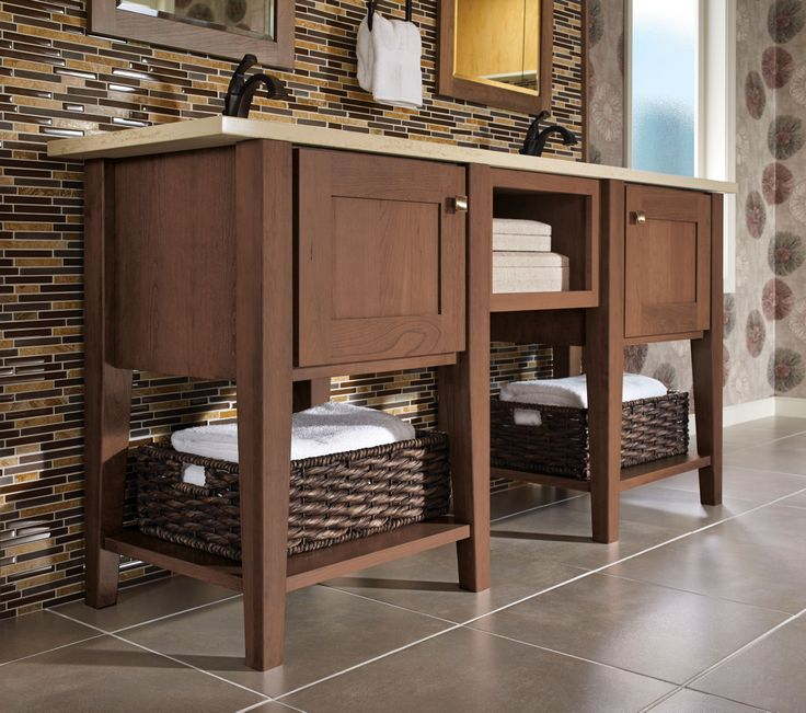 28 best kraftmaid kitchens baths 2014 images on pinterest cabinet design compact kitchen - Kraftmaid bathroom cabinets and vanity ...