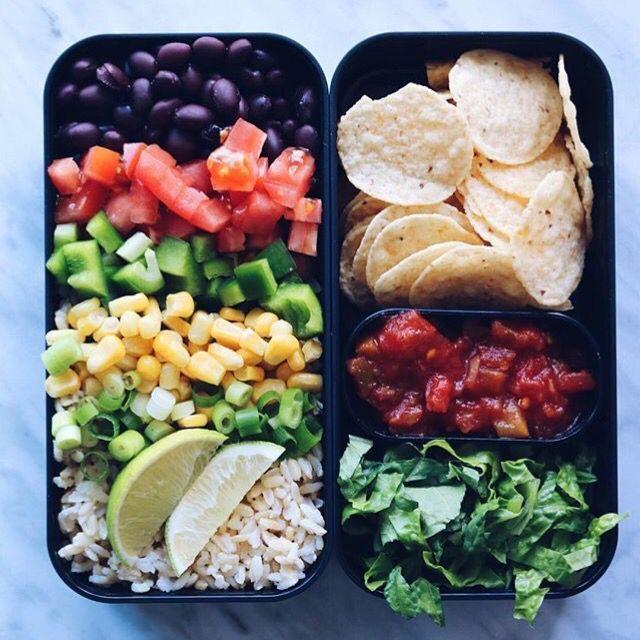 Lunch ideas.