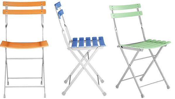 Cannes Outdoor Folding Chairs | Inmod Modern Furniture Blog