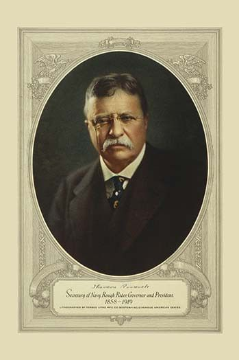 president theodore roosevelt and the policy of isolationism The roosevelt corollary and latin america  when theodore roosevelt became president,  cuba became the foundation for a new latin american policy.