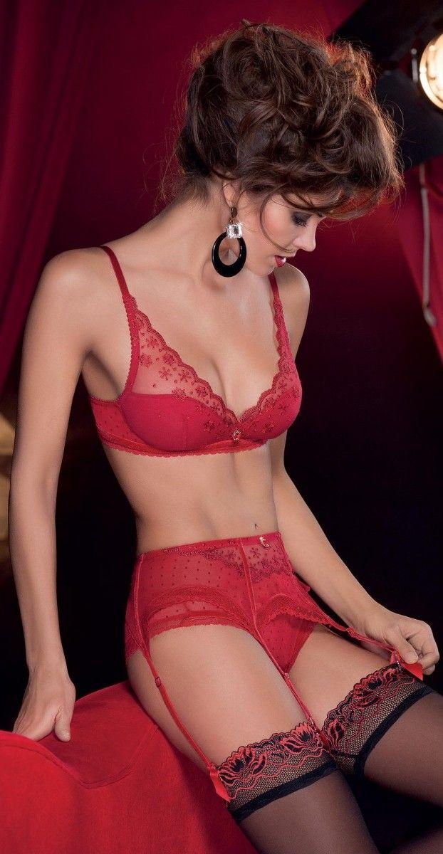 Erotic mature model