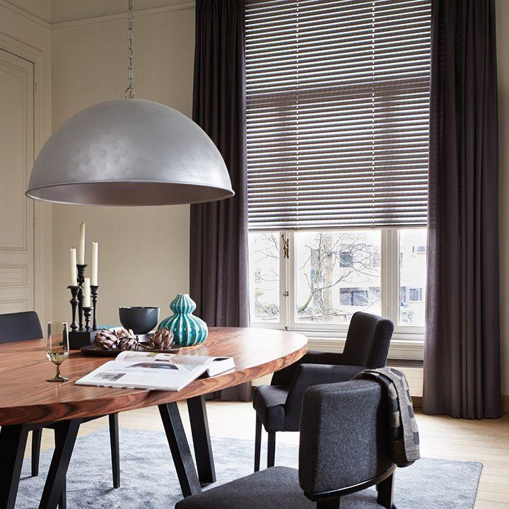 Laat u inspireren door luxaflex raamdecoratie horizontale jaloezieën 50 mm architecture interiorsneuerblindssolar