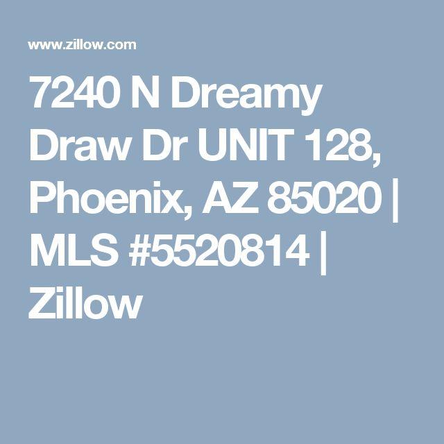 7240 N Dreamy Draw Dr UNIT 128, Phoenix, AZ 85020   MLS #5520814    Zillow