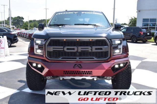 Lifted Trucks New Lifted 2018 Ford F150 Raptor Rocky Ridge