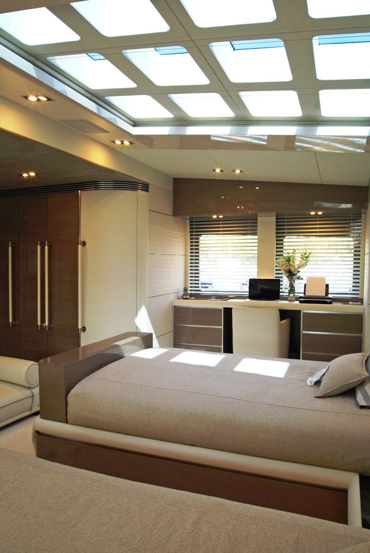 Yacht NOOR Is A Bilgin 123 Custom Made Superyacht With Her Interior Design Created By Hot Lab The Fully Built In Wood