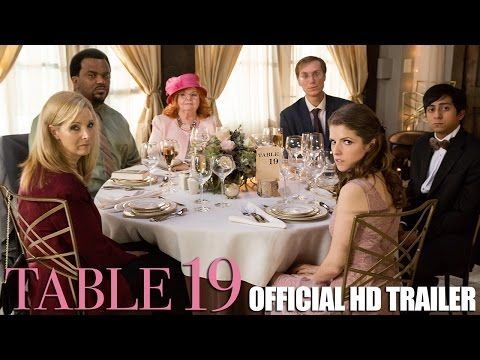 Sit Next To The Rest Of The Wedding Castoffs With The TABLE 19 Trailer | Swiftfilm
