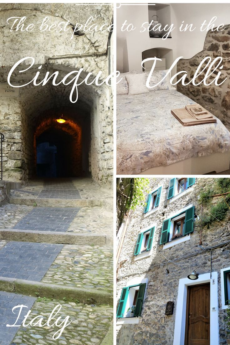 Liguria Holiday Homes in Pigna is the best place to stay in the Cinque Valli region of Italy.  It is also a perfect base to explore the Italian Riviera