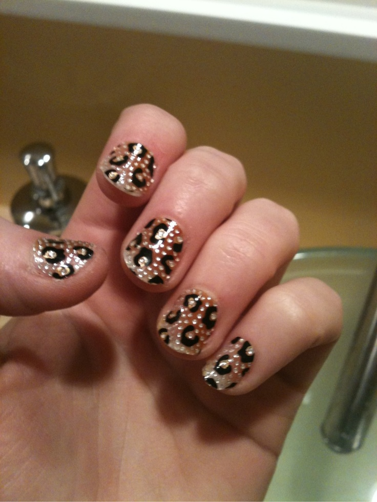72 best Fans All Dressed Up! images on Pinterest | Kiss nails, Fans ...