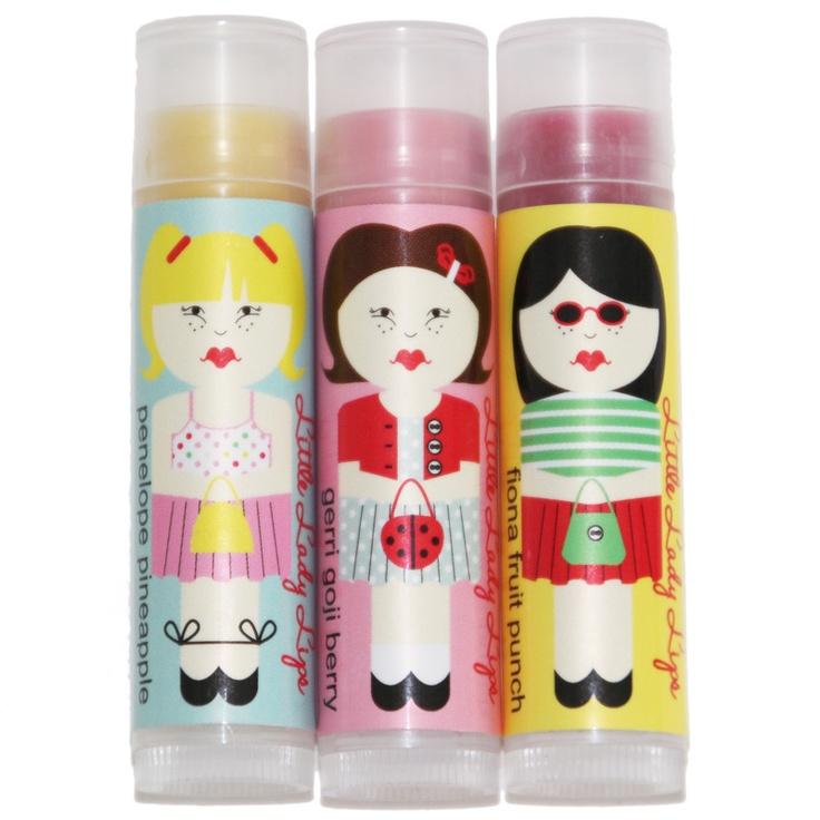 Little Lady Lip Balm - Perfect little present