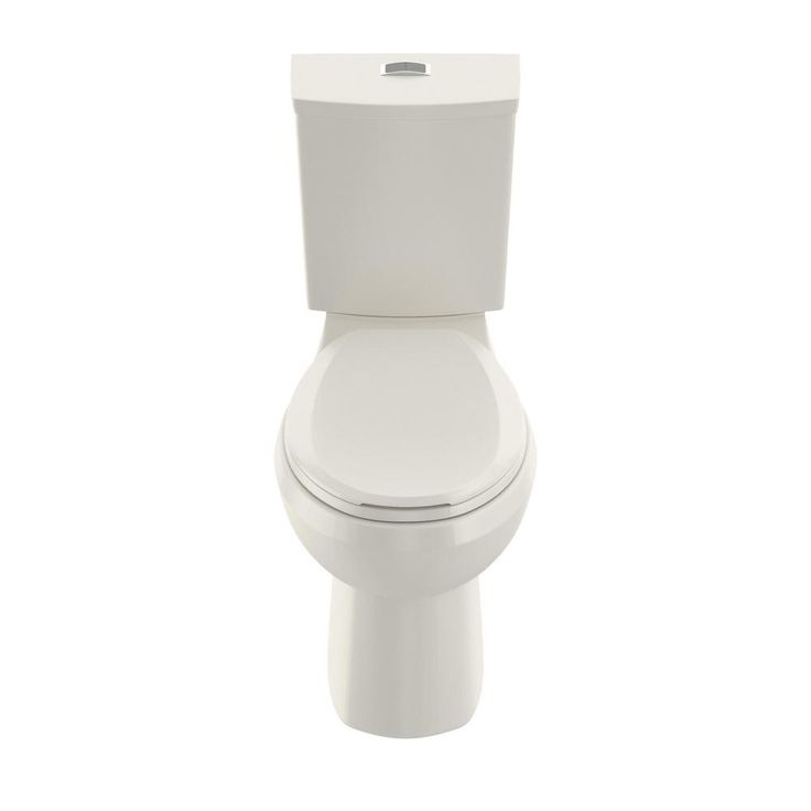 American Standard Cadet 3 Tall Height 2 Piece 1 0 1 6 Gpf Dual Flush Round Toilet With Slow Close Seat In White 3380 In 2020 American Standard Toilet Dual Flush Toilet