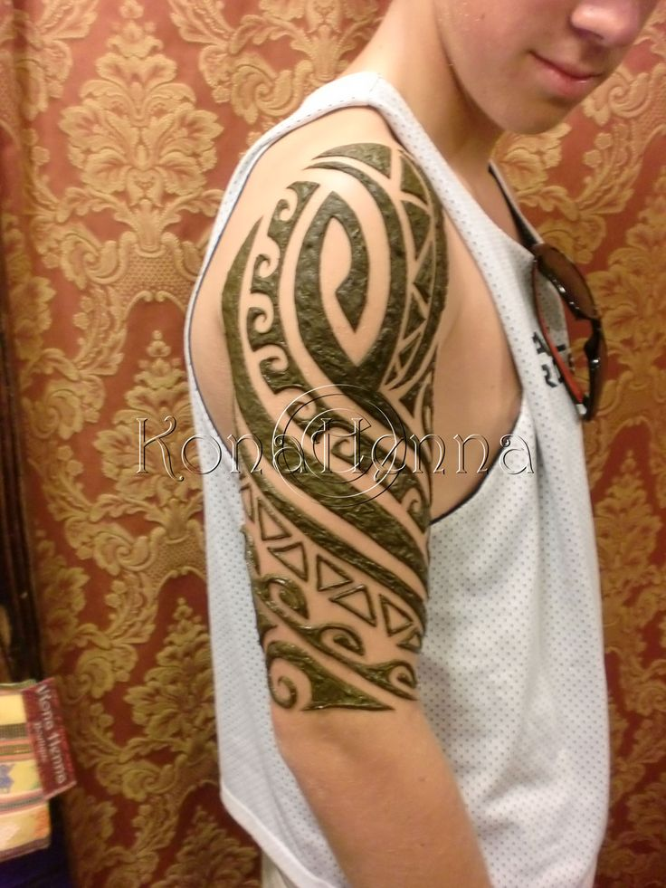 Tribal Henna Tattoo: 91 Best Images About Henna Is Not Just For Girls! On