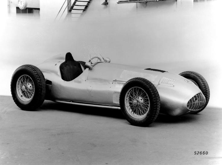 """Mercedes-Benz 1,5-litre formula racing car W 165 """"Tripolis"""""""