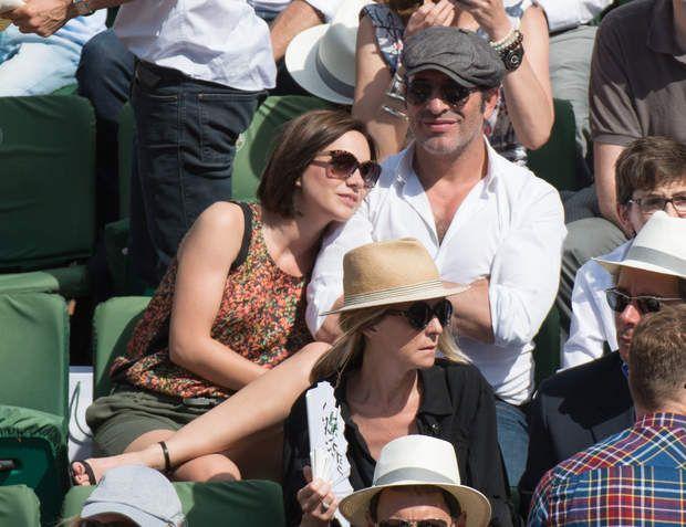 Nathalie Péchalat et Jean Dujardin ont accueilli leur premier enfant le 5 décembre: c'est Jeanne