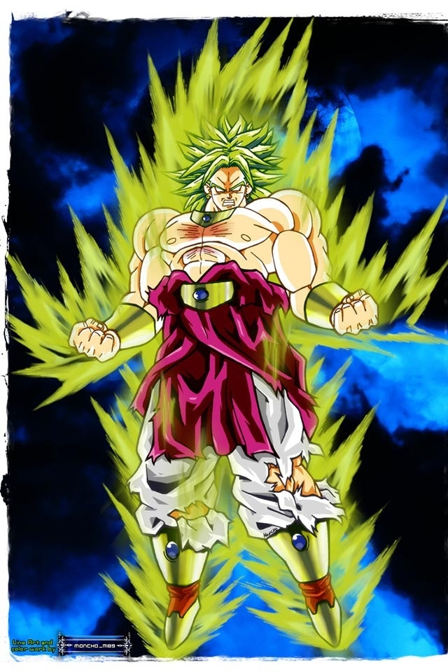Broly the lagendary super sayien 1 matthew 39 s board - Broly dragon ball gt ...