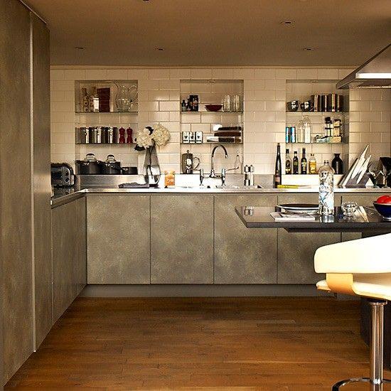 Industrial Kitchen Design Pictures: 131 Best Kitchen Backsplash Ideas Images On Pinterest