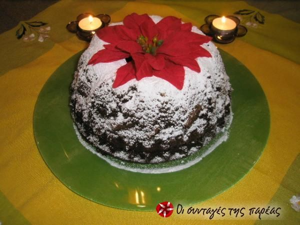 Το ωραιότερο γερμανικό κέικ σοκολάτας #sintagespareas
