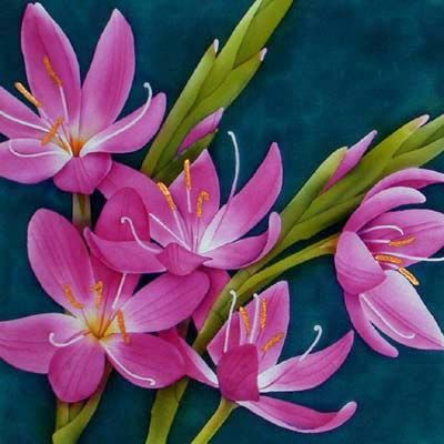28 best silk painting images on pinterest silk art art flowers stunning silk paintings and batiks contents page mightylinksfo