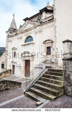 trinity church to Popoli, abruzzo