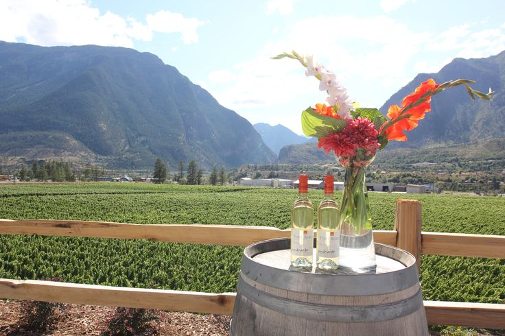 Fort Berens Estate Winery in Lillooet, BC