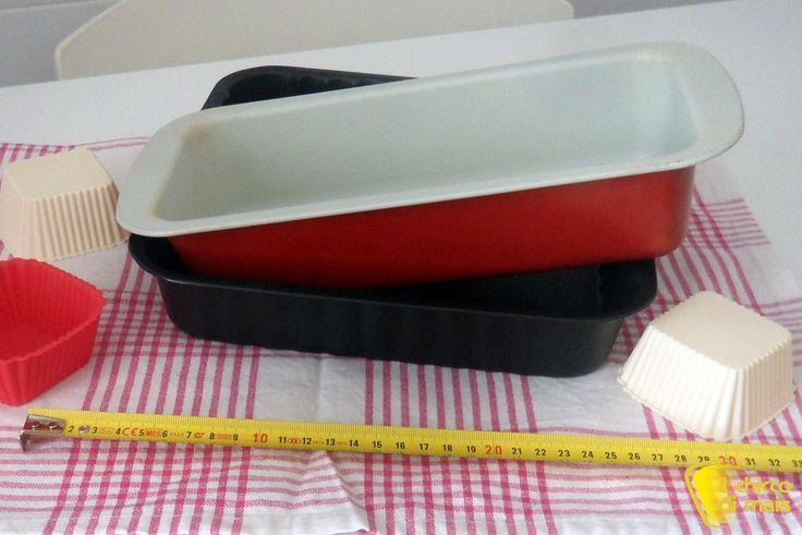 Ad ogni torta il suo stampo: come scegliere la misura della teglia