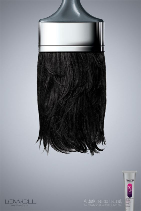 Funny #ads #posters #commercials connected with hair cosmetics. Follow us on www.facebook.com/ApReklama for more. Repinned by www.apreklama.pl https://www.instagram.com/arturjanas/ #ads #marketing #creative #poster #advertising #campaign #reklama #śmieszne #commercial #humor #hair #shampoo #cosmetics