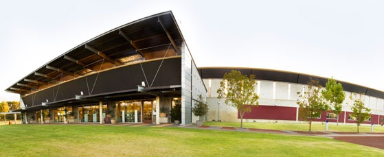 3 Oceans Winery, it has an excellent kids breakfast & lunch menu.  Indoor play area and free wifi
