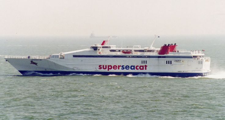 SuperSeaCat Two