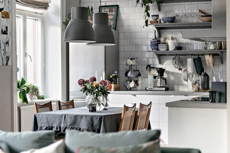 A dreamy apartment in Gothenburg – Daily Dream Dec…