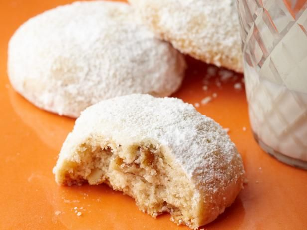 Get Walnut Cookies (Polvorones) Recipe from Food Network