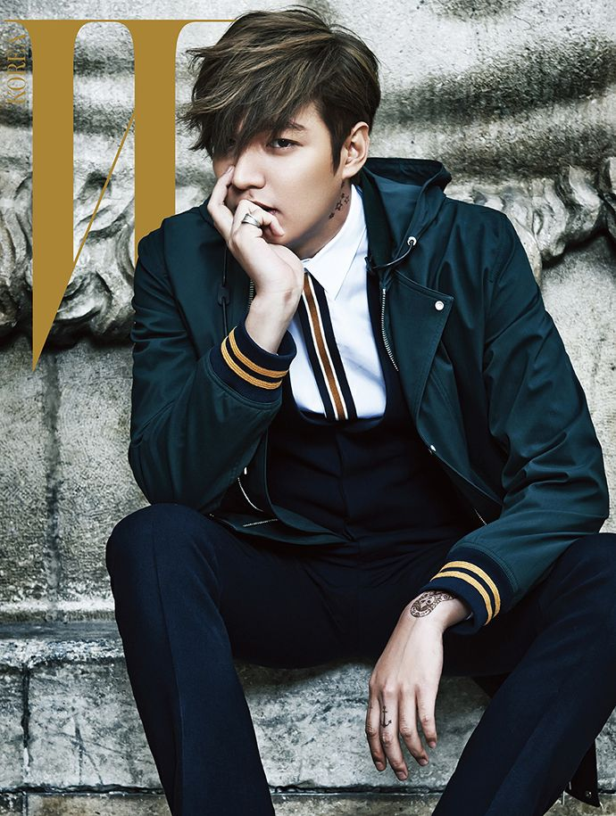 "justanotherkoreanphotoblog: "" Lee Min Ho """
