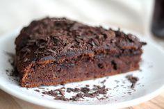 Oh mijn hemel, Lieve mensen, nu ik weet dat er een gezonde en lekkere variant van chocoladetaart bestaat, hoef ik niet meer terug! Ik geef me over aan het gezonde…